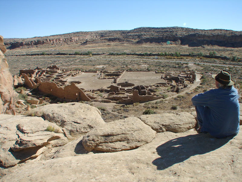 Chaco Canyon October 7, 2007